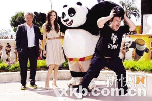 戛纳电影节星光闪闪 朱莉期待和中国导演合作