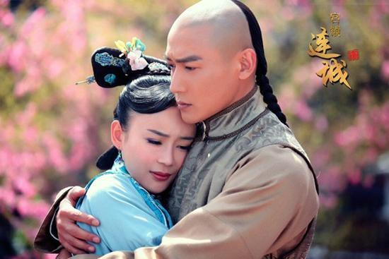 袁姗姗献声《宫锁连城》 新主题曲《不怨》来袭