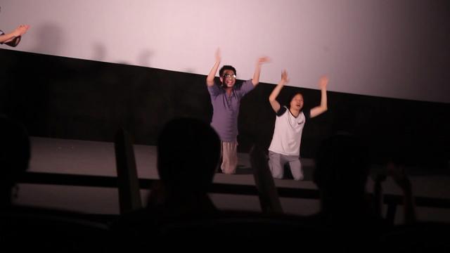 电影《轩辕剑传奇》首映 导演和宣传公司互掐