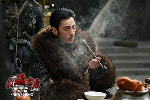 《林海雪原》收视火热 主创:电影级制作标准