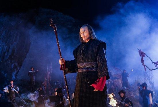 胡东出演《狄仁杰》反派 打戏连连被称新武神