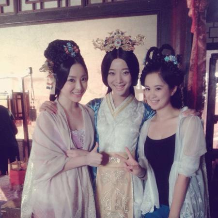 《卫子夫》热播 王珞丹王洁曦上演中国好后宫