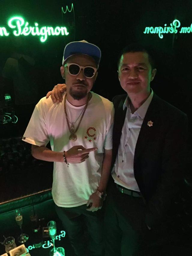 嘻哈饶舌教父热狗MC HogDog演唱会北京站开唱