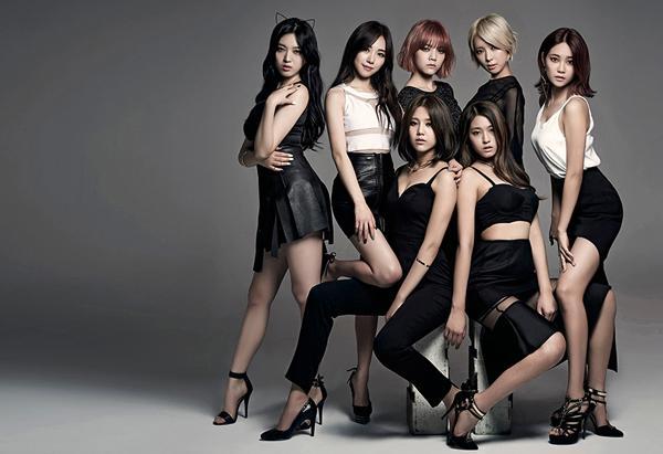 2019韩国组合排行榜_韩国最新魅力明星排行榜公布 EXO林允儿鹿 维尼夫妇