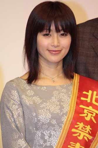 传酒井法子欲搭档李连杰复出 片酬高达1亿日元