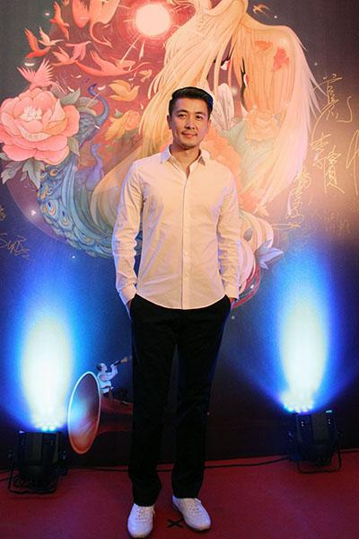 吴天明遗作《百鸟朝凤》首映 保剑锋受邀出席