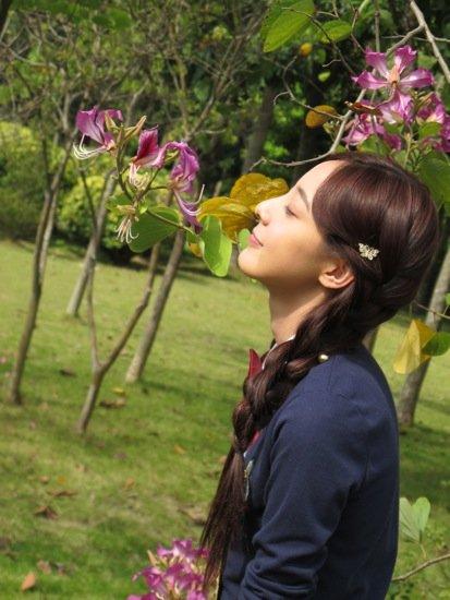 《落跑甜心》领衔暑期荧屏 米露角色傻傻惹人爱