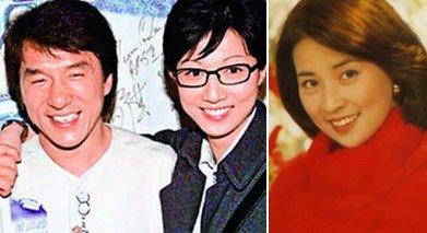 """""""小龙女""""事件发生后,林凤娇最终选择原谅了成龙。"""