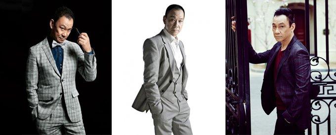 王学圻以优雅的绅士形象登上多家时尚杂志。