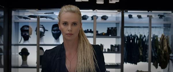 专访《速8》主创!硬汉说我不是杀人机器,美女说我不是花瓶