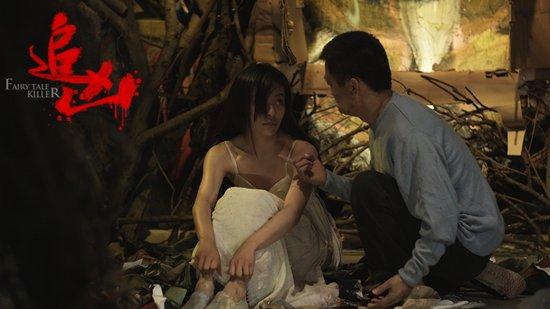 《追凶》诠释另类爱情 王宝强江若琳屌丝配女神