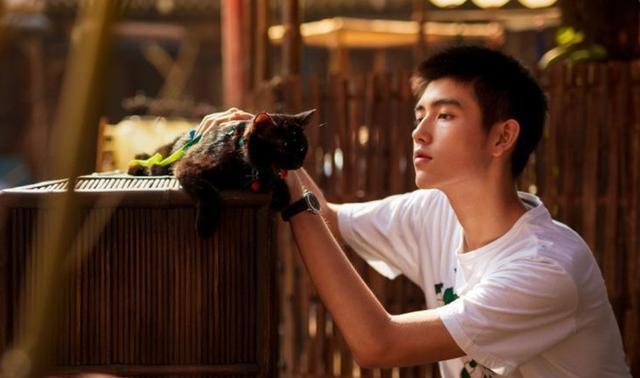 陈飞宇:大导演的儿子也不是天生会演戏