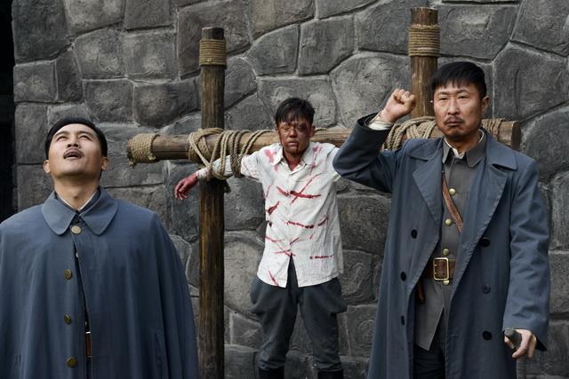 """《铁血战神》将播 李曼:与林永健""""谈情""""尴尬"""