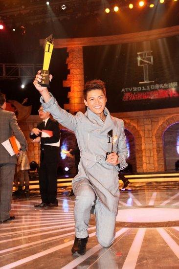 亚洲先生年度冠军出炉 邱士峻夺冠获评魅男大奖