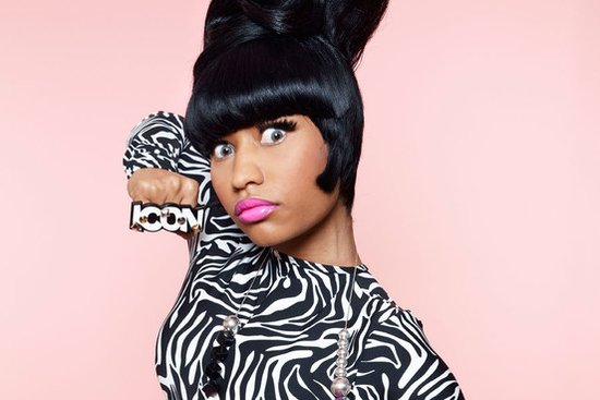 Nicki Minaj:与麦当娜接吻的感觉非常棒