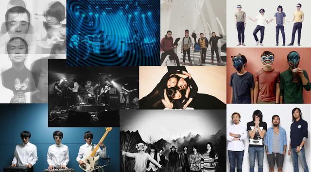 "Echo Park""回声公园""音乐节 第二批阵容亮相"