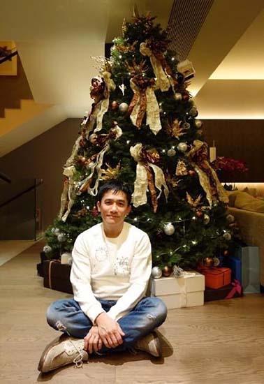 刘嘉玲梁朝伟豪宅甜蜜过圣诞 网友:求合照