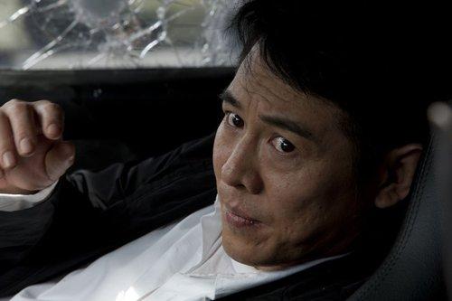 史泰龙冒险拍《敢死队》 李连杰欣然受邀出演
