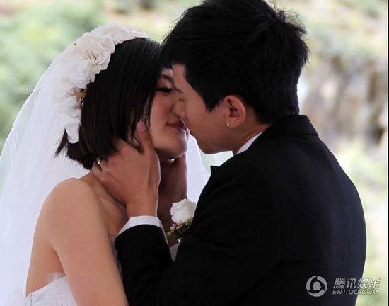 谢娜张杰香格里拉大婚承诺要做模范夫妻(图)_娱
