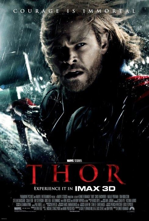 北美票房:《雷神》勇猛夺冠 暑期档正式开启