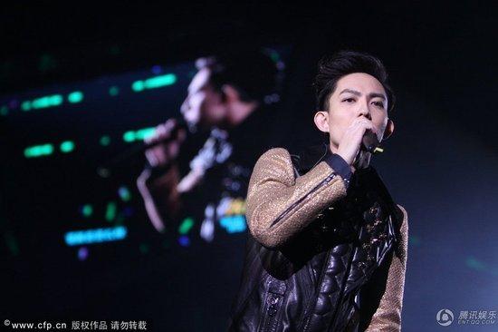 林宥嘉加盟江苏跨年热力开唱 重现演唱会精华