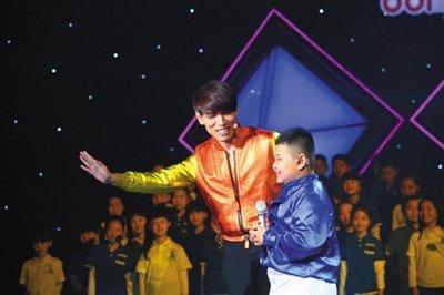 """羽泉等明星加盟少儿节目 综艺现""""儿童体验区"""""""