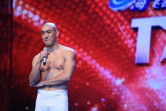 资料:《中国达人秀》第二季六强选手—胡启志