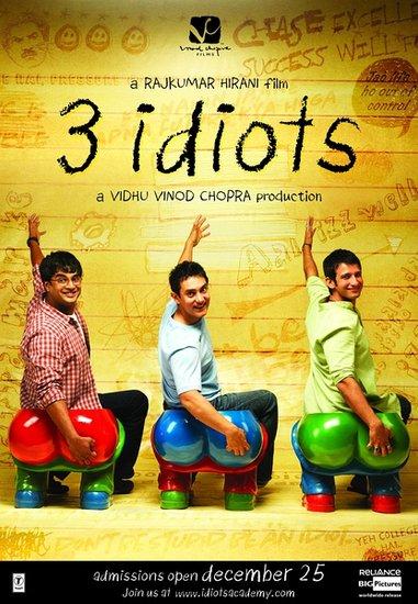 好莱坞翻拍印度《三傻》 周星驰被曝制作中文版