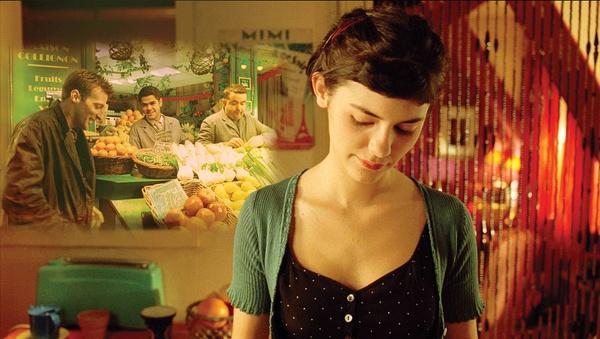 [午夜放映]《天使爱美丽》:少女的奇幻异想