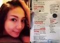 台湾女星被曝援交后疑晒遗书:为养孩子才下海