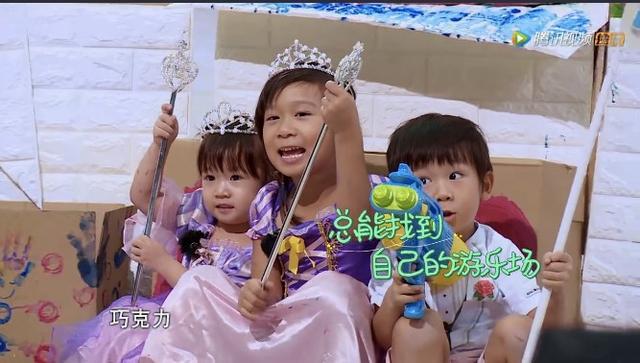 湖南妹子隐退后一人带四个娃,节目中这个动作竟让网友大赞