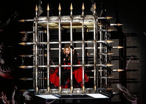 麦当娜开唱迟到超2小时 破小巨蛋最迟登台纪录