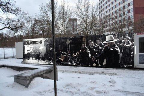 第61届柏林电影节今开幕 《一代宗师》海报抢眼