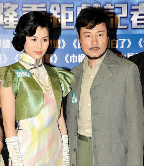 《巾帼枭雄3》女主角换将 胡杏儿黎耀祥苦情恋