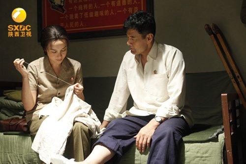 蒋雯丽谈《娘要嫁人》:张鲁一最适合做情人