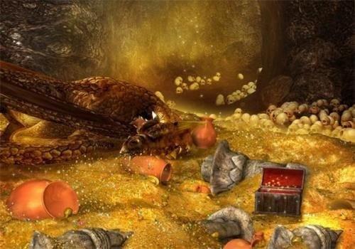 《魔戒》巨龙史矛革登顶福克斯虚拟人物财富榜