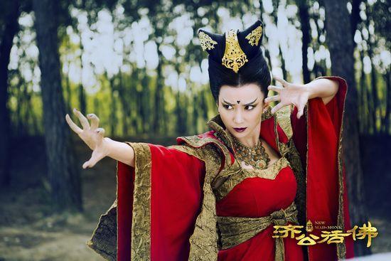 《新济公活佛》融动漫元素 唐熙堪比美少女战士
