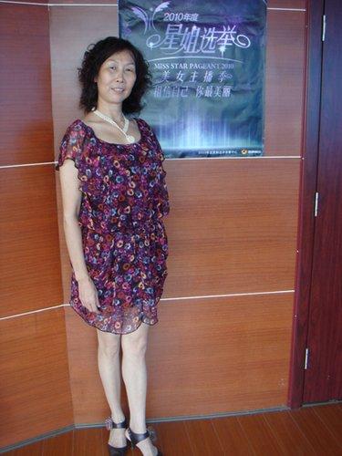 日本60岁不老美女