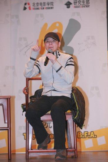 《非诚2》走进北影 冯小刚:植入没影响观众