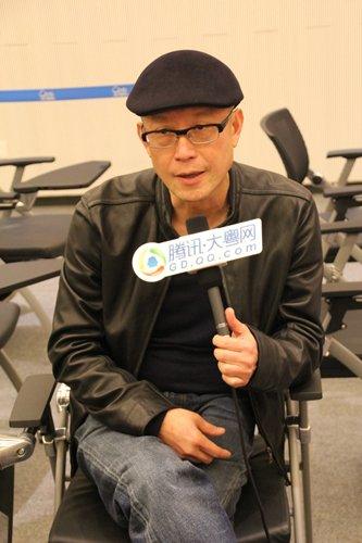 专访刘伟强:徐静蕾最厉害的地方是掌控力强