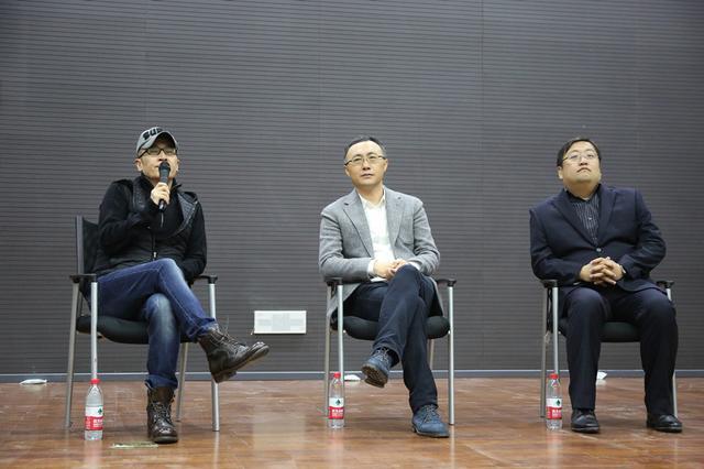 昨天的北京电影学院 办了场犀利又欢乐的论坛