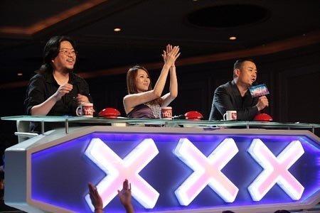 """为《中国达人秀》的短信投票说声""""YES"""""""