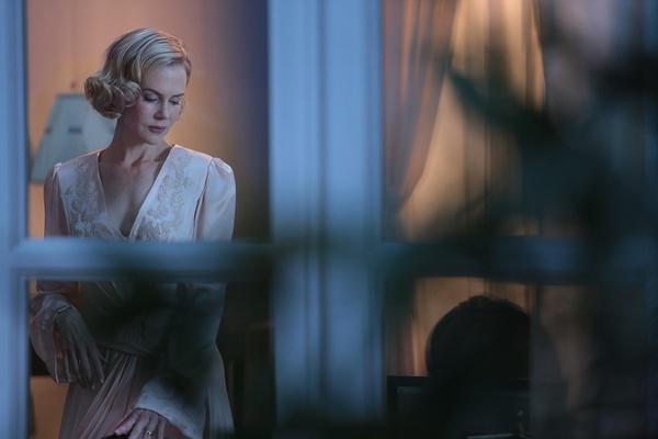 《摩纳哥王妃》奢华毕现 妮可访华卖力宣传
