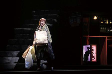 中岛美雪 夜会 登上大银幕 一人承担多种角色