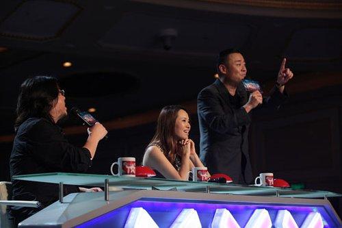 《中国达人秀》第二波强势出击 三评委唇枪舌战