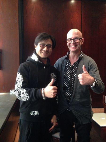 汪峰2014巡演将启动 签约美国顶尖演唱会设计师