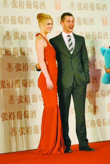上海电影节开幕 各路大腕磨刀霍霍来圈钱(组图)