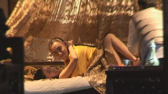 新《还珠》床戏频ng 张睿:原来是个体力活儿