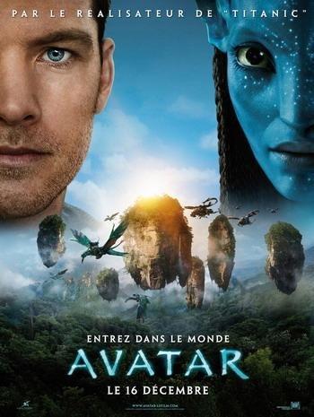 十部近5年被盗版下载最多电影 《阿凡达》居首