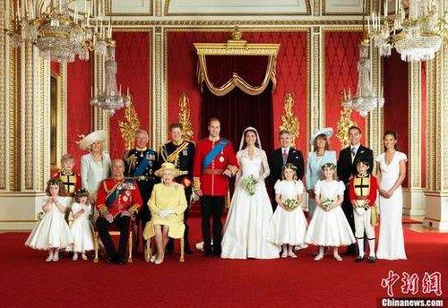 威廉王子夫妇延迟蜜月旅行 目的地仍是秘密